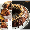 Pumpkin Cake marbré au chocolat (courge butternut)