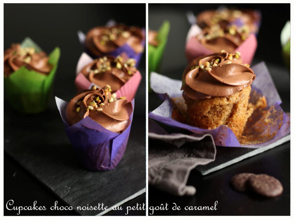 Photo et recette de la chantilly au chocolat revues :)