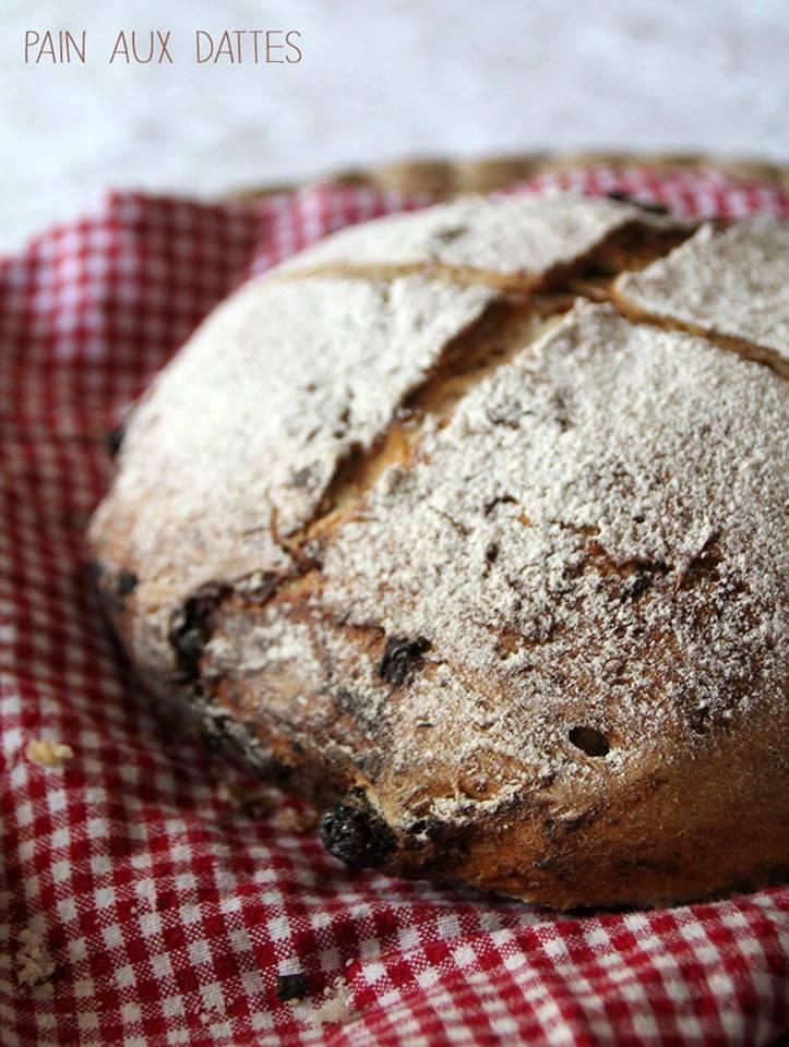 pain aux dattes