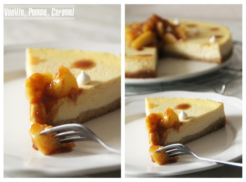 cheesecake vanille pomme caramel_diapo